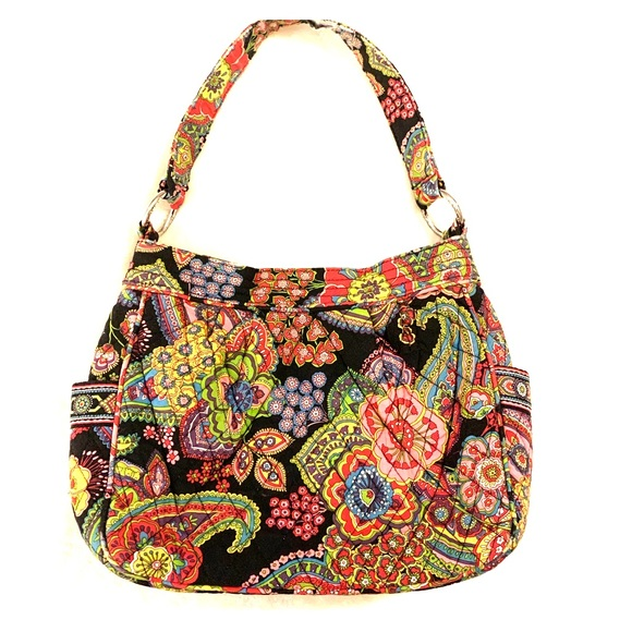 Fabric Quilted Groovy Bag